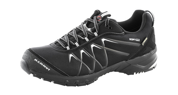 Mammut Ultimate Low GTX - Calzado - negro negro